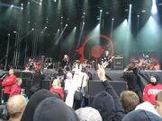 Arch Enemy-Live-Metaltown 2011