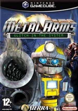 Metal Arms: Glitch in the System | Metal Arms Wiki