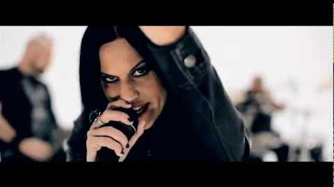 LACUNA COIL - Trip The Darkness (OFFICIAL VIDEO)