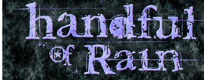 Handful of Rain logo