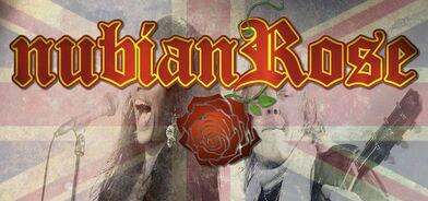 Nubian Rose logo