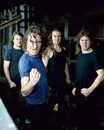 Airbourne bandpic