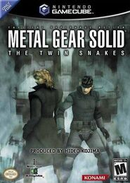 Metal Gear Solid : The Twin Snakes