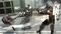 Cyborg (Heavily Armed) wide
