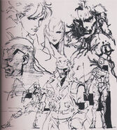 Metal Gear Solid 1 The Twin Snakes FOXHOUND