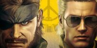 Metal Gear Solid: Peace Walker - Heiwa to Kazuhira no Blues