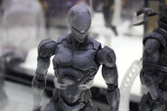 Play arts grayfox detail