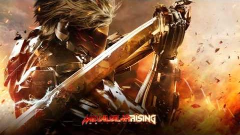 Metal Gear Rising OST - Red Sun (Sundowner's Theme)-0