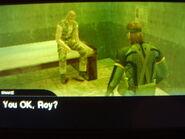 Snake&Roy in Prison