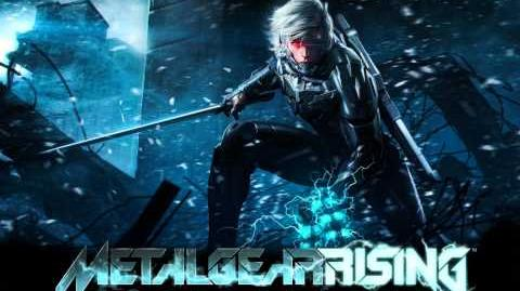 24 Metal Gear Rising Unknown Battle Song A - Possibly Mistral's Theme ~Medley A~