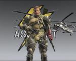 MGSV Battledress