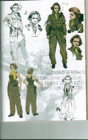 Amanda Valenciano Libre artwork in bonus art packet 001