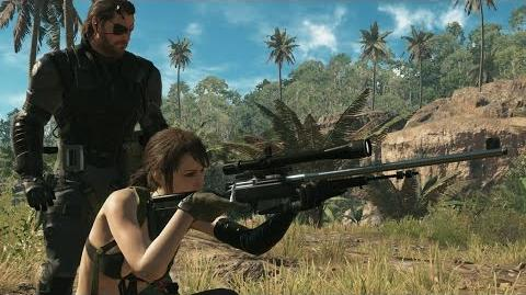 (公式:日本語音声版) TOKYO GAME SHOW 2014 GAME PLAY DEMO - MGSV THE PHANTOM PAIN (jp)