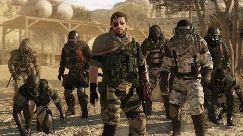 METAL GEAR ONLINE - WORLD PREMIERE TRAILER KONAMI (ESRB)