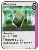 C4 card
