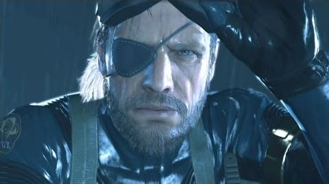 『METAL GEAR SOLIDⅤ GROUND ZEROES』 PS4™ NEW TITLE TRAILER