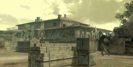 South America Vista Mansion