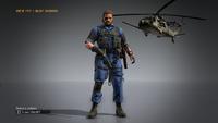 Iron Blue SP