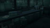 The Lab Pic 5 (Metal Gear Solid 4)