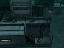Dock 1 (Metal Gear Solid The Twin Snakes)