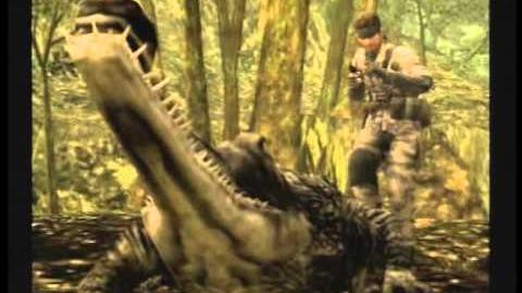 Metal Gear Solid 3 - Trailer E3 2004