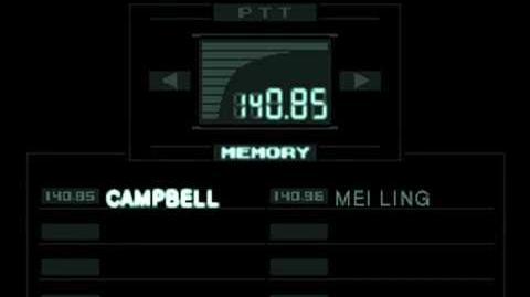 MGS1 Unused Codecs - After Metal Gear Before Liquid