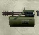 M134 Gatling Gun
