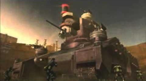 Metal Gear Solid Peace Walker Japanese commercial