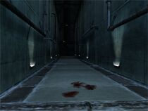 Underground Passage Pic 2 (Metal Gear Solid The Twin Snakes)