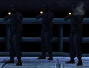 Genome Soldiers Walkway
