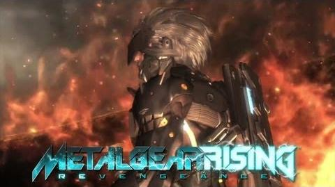 METAL GEAR RISING REVENGEANCE - TGS 2012 TRAILER