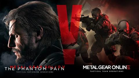 【TGS2015】「METAL GEAR SOLID V THE PHANTOM PAIN」スペシャルステージ 9月20日