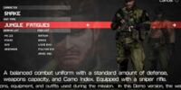 Metal Gear Solid: Peace Walker: Demo - Ops