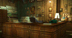 Graniny Gorki office