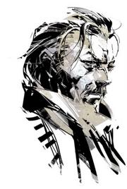 Metal Gear Solid 5 Ocelot Profile