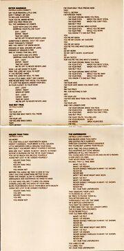 Metallica-Metallica Lyrics Pages 1-2