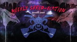 Shred-ucation title card