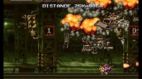 Metal Slug 2 Super Devil Run