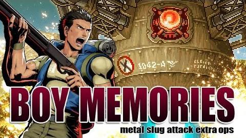 ボーイ メモリーズ :MSA EXTRA OPS
