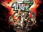 Metal Slug 7 Art 01