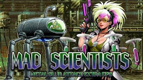 MAD SCIENTISTS : MSA EXTRA OPS
