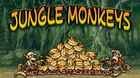 JUNGLE MONKEYS : MSA EXTRA OPS