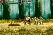 Metal Slug Advance ingame 7
