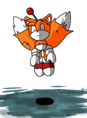Tails Doll fleetway