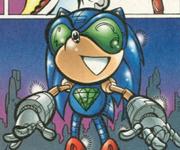 Giant Metal Sonic