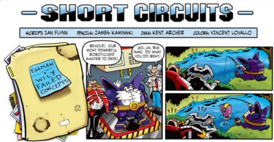 Issue 27 off pannel
