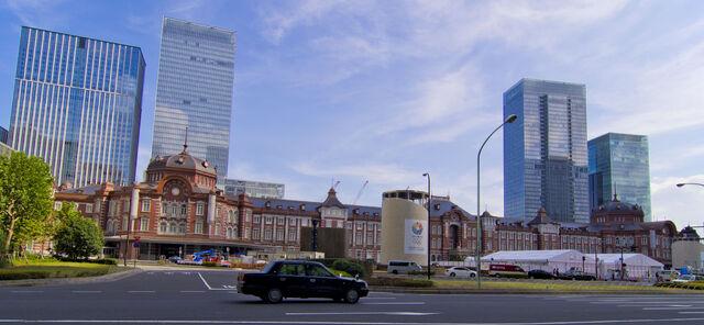 File:Tōkyō Station.jpg
