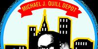 Michael J. Quill Bus Depot