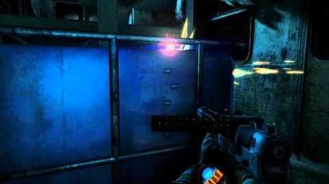 Metro Last Light (Ranger Hardcore Pacifist Walkthrough) Chase (Train to the future)