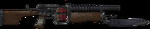 Uboinik bayonet sideview M2033